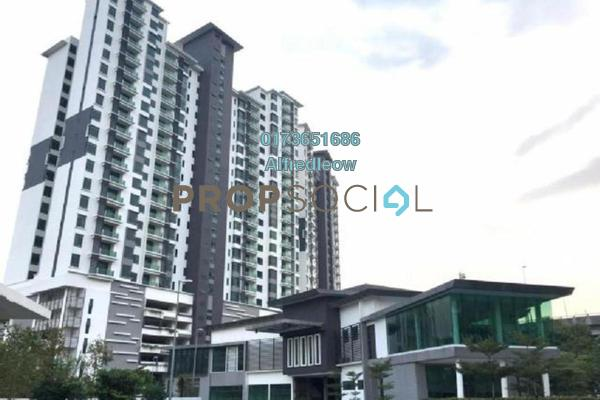 For Rent Condominium at The Vyne, Sungai Besi Freehold Semi Furnished 3R/2B 1.65k