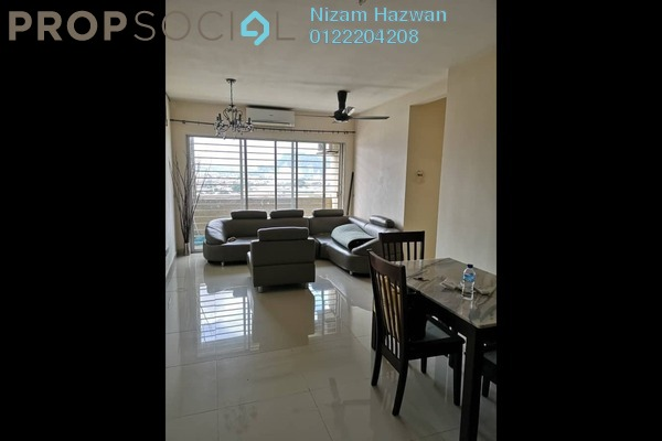 For Sale Condominium at Magna Ville, Selayang Freehold Unfurnished 3R/2B 300k