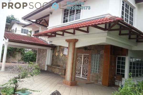 For Sale Bungalow at Taman Desa Seputeh, Seputeh Freehold Unfurnished 6R/4B 2.4m