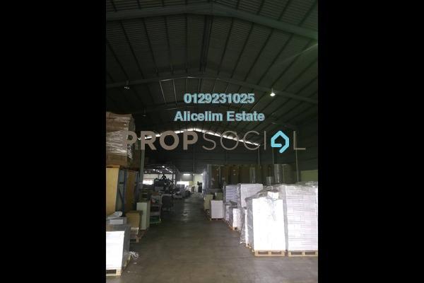 For Sale Factory at Kawasan Perindustrian Kundang, Rawang Leasehold Unfurnished 0R/4B 10m
