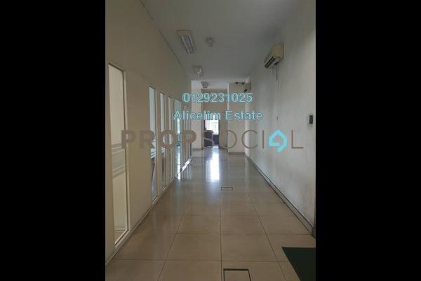 For Sale Factory at Kawasan Perindustrian Kundang, Rawang Freehold Semi Furnished 0R/6B 1.69m