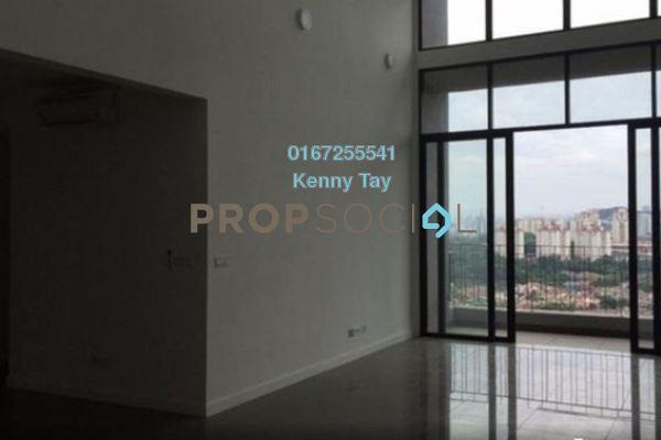 For Sale Condominium at Azelia Residence, Bandar Sri Damansara Freehold Semi Furnished 2R/2B 875k