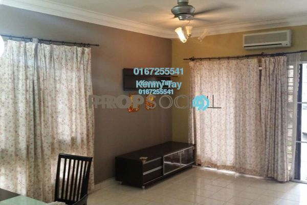For Sale Condominium at Palm Spring, Kota Damansara Leasehold Semi Furnished 3R/2B 445k