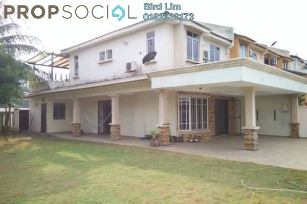 For Rent Terrace at Taman Puncak Jalil, Bandar Putra Permai Freehold Semi Furnished 4R/3B 1.85k