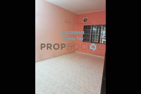 For Sale Terrace at Taman Sri Segambut, Segambut Freehold Semi Furnished 3R/2B 675k