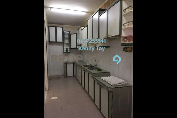 For Sale Apartment at Greenview Apartment, Kepong Freehold Semi Furnished 3R/2B 230k