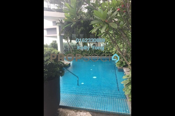 For Rent Condominium at Desa Green Serviced Apartment, Taman Desa Freehold Semi Furnished 1R/1B 1.6k