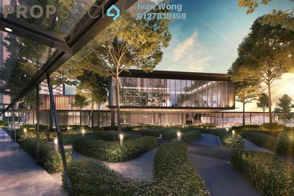 For Sale Condominium at M Vertica, Cheras Freehold Semi Furnished 4R/2B 455k