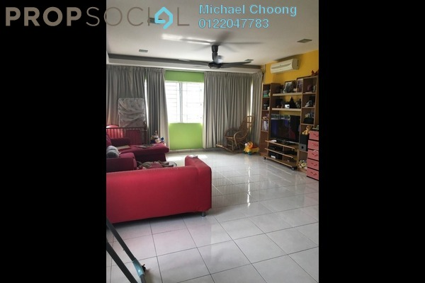 For Sale Condominium at Koi Kinrara, Bandar Puchong Jaya Freehold Semi Furnished 3R/3B 510k