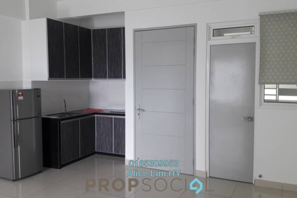 For Rent Condominium at Tropicana Bay Residences, Bayan Indah Freehold Semi Furnished 1R/1B 1.2k