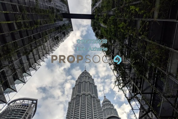 For Rent Serviced Residence at Le Nouvel, KLCC Freehold Fully Furnished 2R/3B 13k