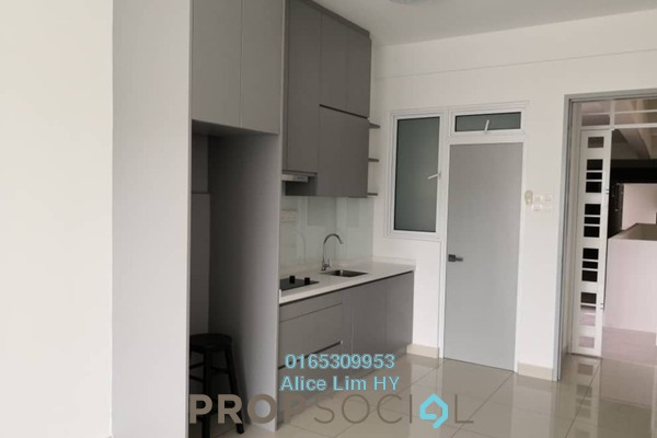 For Rent Condominium at Tropicana Bay Residences, Bayan Indah Freehold Semi Furnished 1R/1B 1.6k