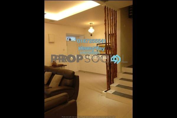 For Sale Terrace at Sutera Damansara, Damansara Damai Freehold Semi Furnished 4R/4B 890k