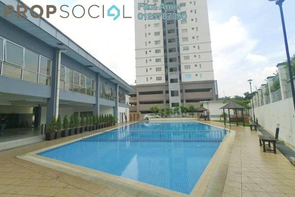 For Sale Condominium at Casa Idaman, Jalan Ipoh Leasehold Unfurnished 4R/3B 460k