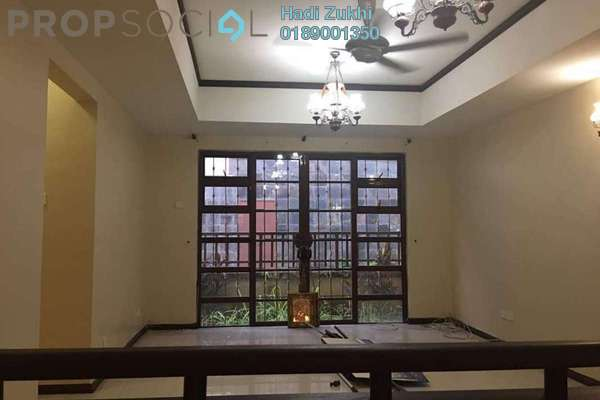 For Sale Terrace at Greenlane, Bukit Jelutong Freehold Semi Furnished 4R/4B 880k