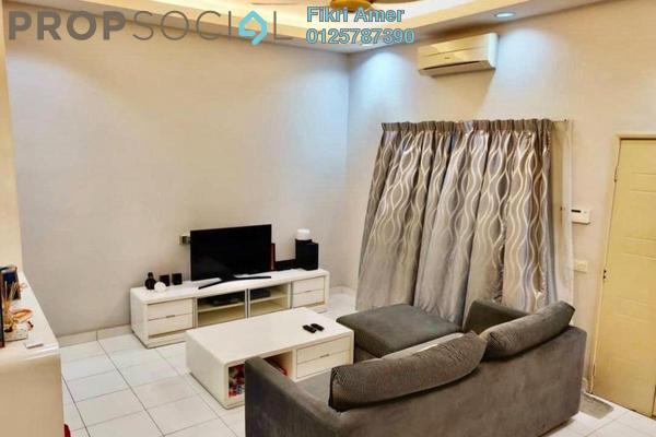 For Sale Terrace at Setia Impian, Setia Alam Freehold Semi Furnished 4R/3B 695k