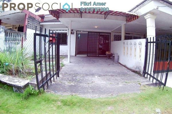 For Sale Terrace at Taman Bangi Jaya, Semenyih Freehold Unfurnished 3R/2B 290k