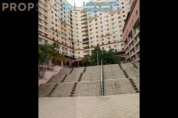 For Sale Condominium at Brunsfield Riverview, Shah Alam Freehold Unfurnished 3R/2B 340k