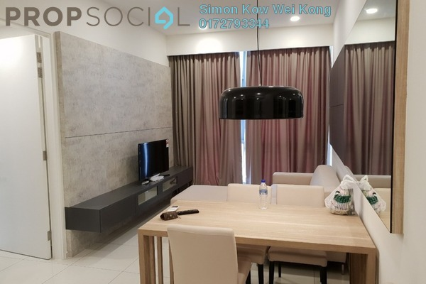 For Sale Condominium at The Robertson, Pudu Freehold Fully Furnished 2R/2B 1.58m