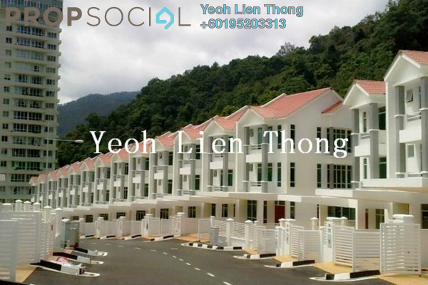 For Sale Terrace at Beverly Hills, Tanjung Bungah Freehold Semi Furnished 6R/5B 1.35m