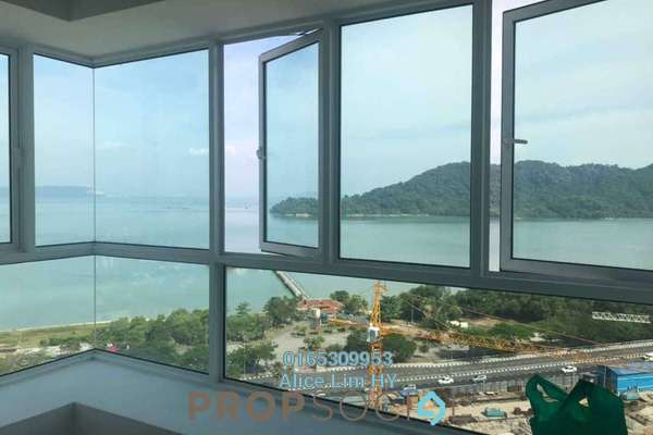 For Sale Condominium at Tropicana Bay Residences, Bayan Indah Freehold Unfurnished 3R/2B 849k
