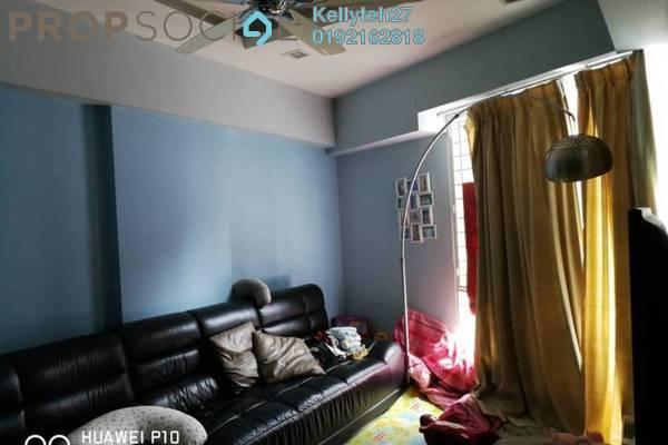 For Sale Condominium at Tiara Mutiara, Old Klang Road Freehold Fully Furnished 3R/2B 470k
