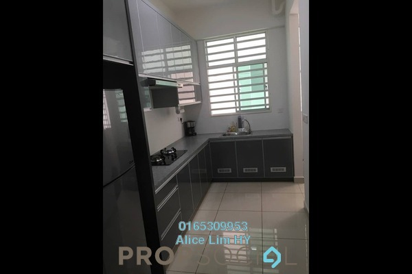 For Sale Condominium at Meridien Residence, Sungai Ara Freehold Fully Furnished 3R/2B 615k