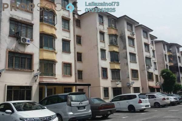 For Sale Apartment at Semarak Apartment, Puchong Leasehold Unfurnished 3R/2B 170k