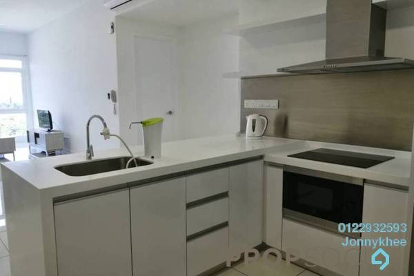For Sale Condominium at EcoSky, Jalan Ipoh Freehold Fully Furnished 3R/2B 685k