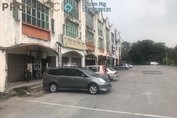 For Rent Shop at Bandar Rinching, Semenyih Freehold Semi Furnished 1R/1B 2.5k