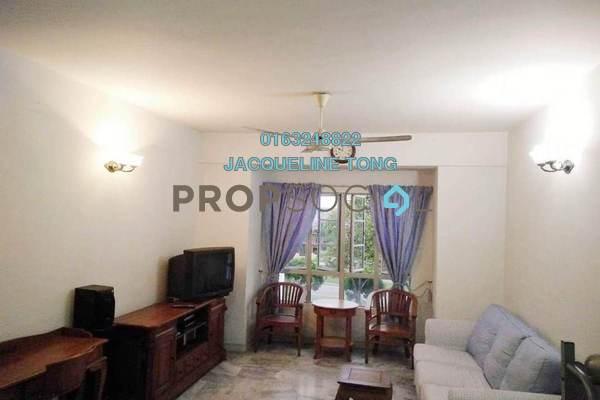 For Rent Apartment at Arcadia, UEP Subang Jaya Freehold Fully Furnished 3R/2B 1.3k
