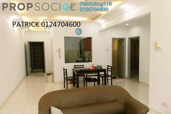 For Rent Condominium at Sri Putramas I, Dutamas Freehold Fully Furnished 3R/2B 1.85k
