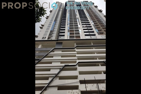 For Sale Serviced Residence at The Nest Residences, Old Klang Road Freehold Semi Furnished 3R/3B 720k