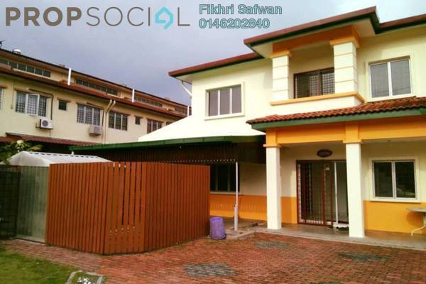 For Sale Terrace at Seksyen 8, Bandar Baru Bangi Freehold Unfurnished 4R/3B 820k