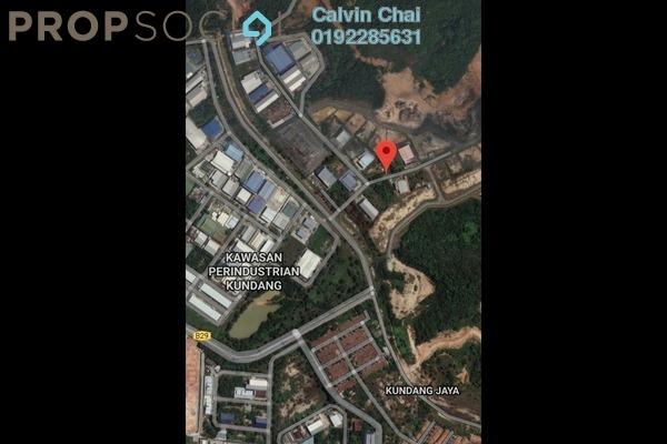 For Sale Land at Kawasan Perindustrian Kundang, Rawang Freehold Unfurnished 0R/0B 2.26m