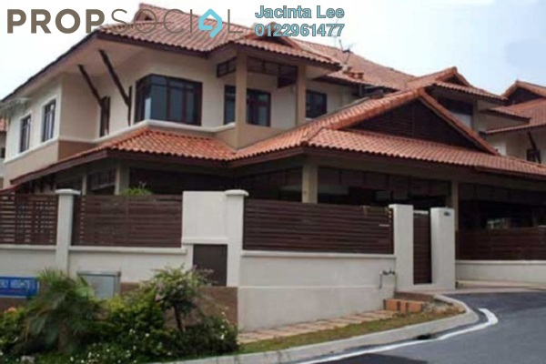 For Sale Semi-Detached at Beverly Heights, Ukay Freehold Semi Furnished 5R/5B 1.25m