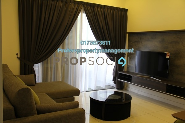 For Rent Condominium at The Veo, Melawati Freehold Fully Furnished 3R/2B 2.8k