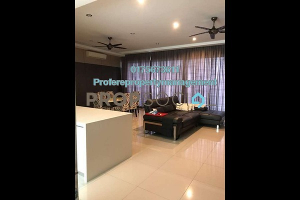 For Rent Condominium at The Park Residences, Bangsar South Freehold Fully Furnished 3R/2B 5.5k
