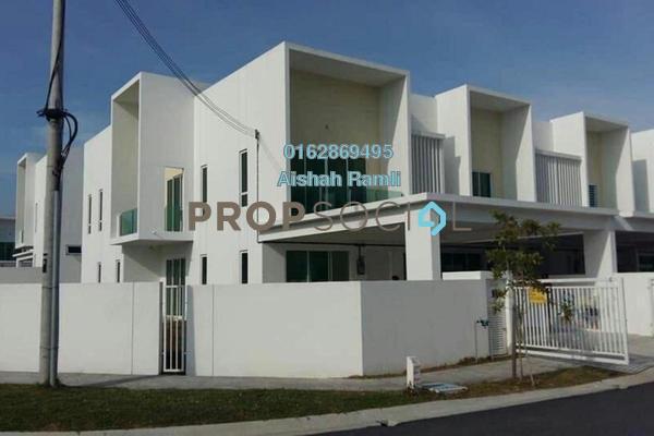 For Sale Terrace at Fellona, Bandar Sri Sendayan Freehold Unfurnished 4R/4B 735k