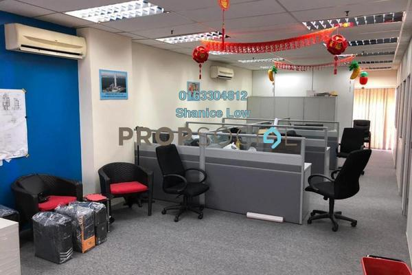 For Rent Office at IOI Business Park, Bandar Puchong Jaya Freehold Semi Furnished 3R/0B 2.9k
