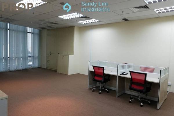 For Rent Office at Menara UOA Bangsar, Bangsar Freehold Semi Furnished 0R/0B 3.48k