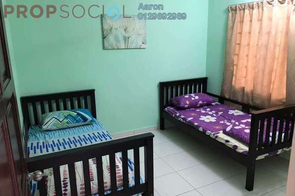For Sale Apartment at Kota Laksamana, Bandar Melaka Freehold Fully Furnished 3R/2B 215k