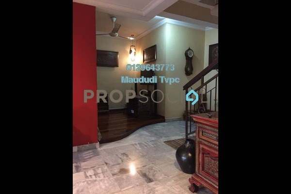 For Sale Terrace at SD7, Bandar Sri Damansara Freehold Semi Furnished 4R/4B 900k