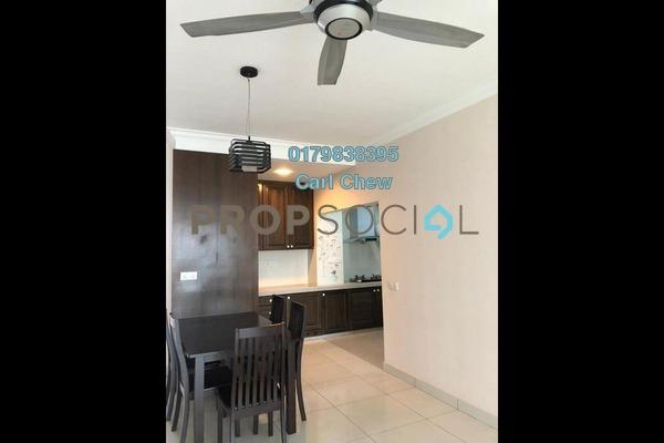 For Rent Condominium at Laman Baiduri, Subang Jaya Freehold Fully Furnished 3R/2B 2.6k