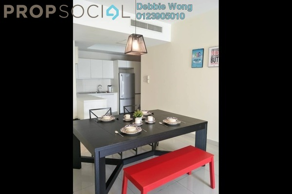 For Sale Condominium at Solaris Dutamas, Dutamas Freehold Fully Furnished 2R/2B 1.1m