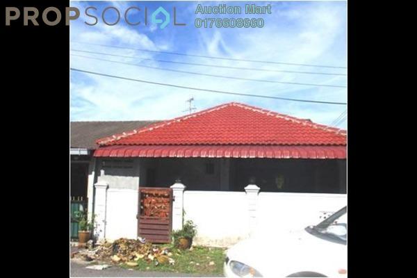 For Sale Terrace at Bandar Hilir, Melaka Leasehold Unfurnished 0R/0B 160k