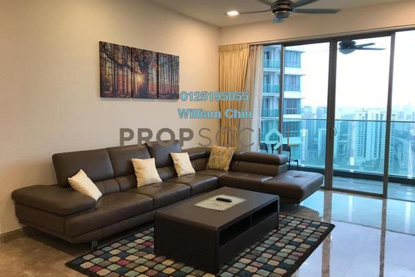 For Rent Condominium at Kiaramas Danai, Mont Kiara Freehold Fully Furnished 3R/5B 7k