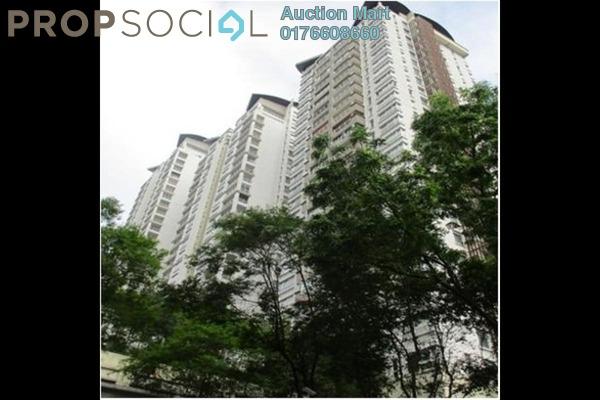 For Sale Condominium at Hijauan Kiara, Mont Kiara Leasehold Unfurnished 0R/0B 1.54m