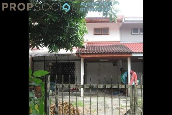 For Sale Terrace at Taman Sri Serdang, Seri Kembangan Freehold Unfurnished 0R/0B 370k