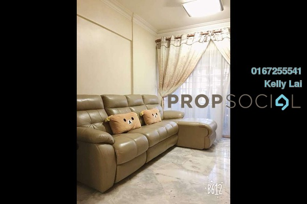 For Sale Condominium at Casa Magna, Kepong Freehold Semi Furnished 3R/2B 370k